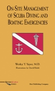 cover of the book On-Site Management of Scuba Diving and Boating Emergencies